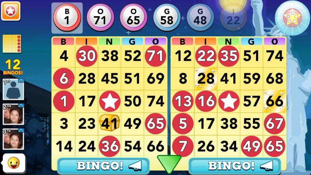 Bingo Blitz iphone