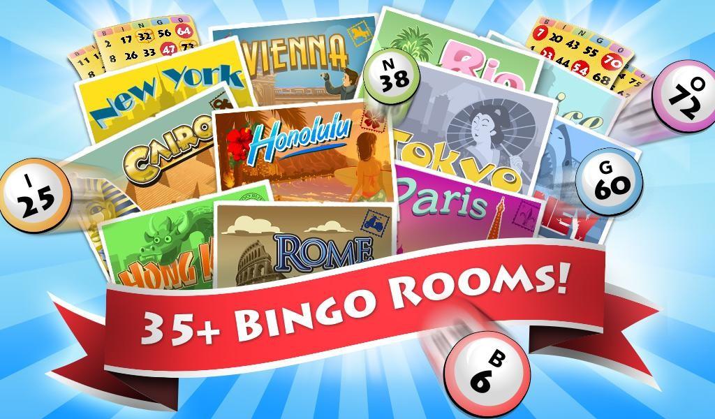 Bingo rooms