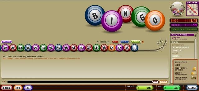 Jogo Bingo tips - 1