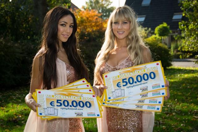 Bingo spelen bij de Postcode loterij