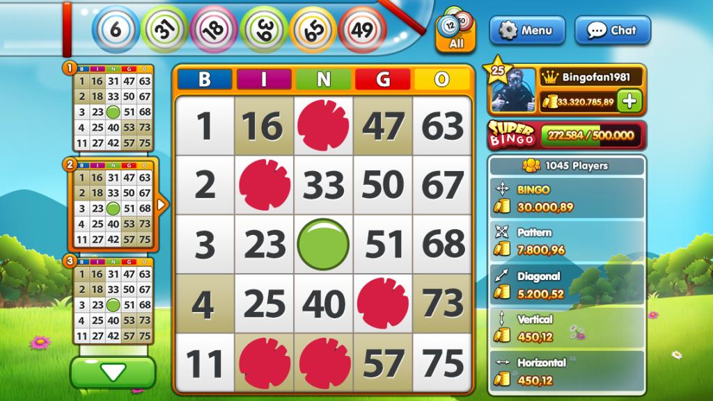Spelunt Bingo app review voor android